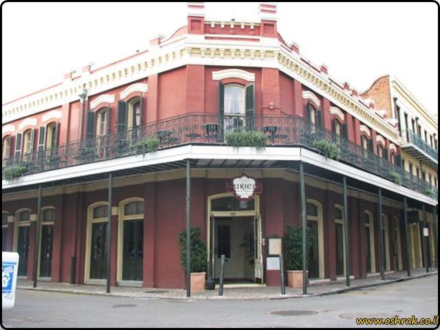 ניו אורלינס - הרובע הצרפתי New Orleans - French Quarter | על המזוודות - הבלוג של אושרה קמחי