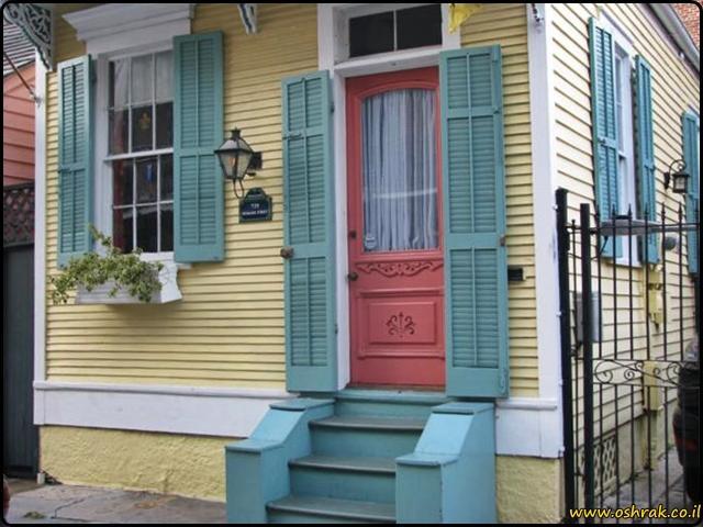 ניו אורלינס - הרובע הצרפתי New Orleans - French Quarter 2