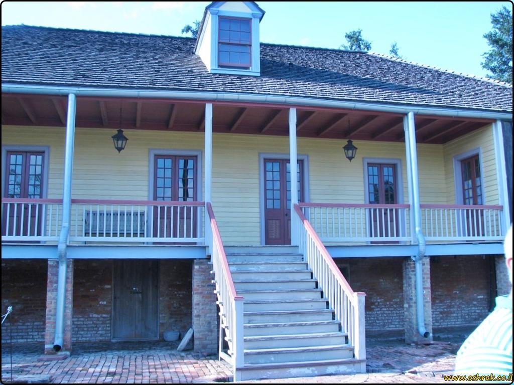 אחוזת לורה ניו אורלינס Laura Plantation New orleans | על המזוודות - הבלוג של אושרה קמחי
