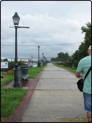 ניו אורלינס Jazz Walk of Fame New orleans