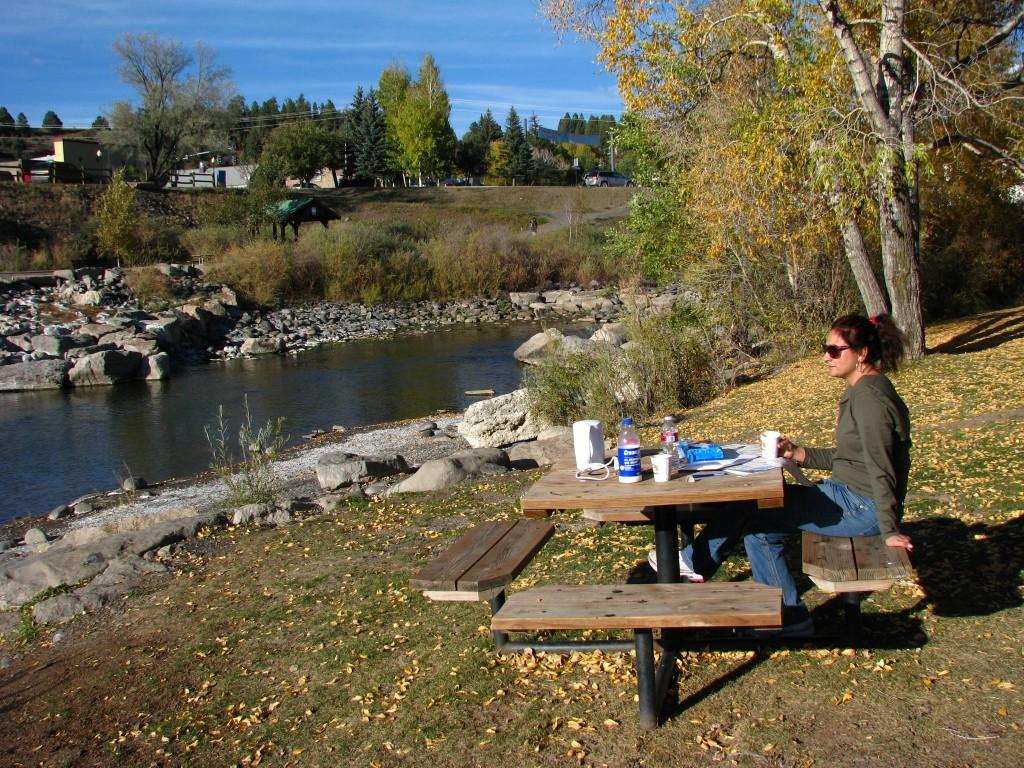 Pagosa Springs, קולורדו