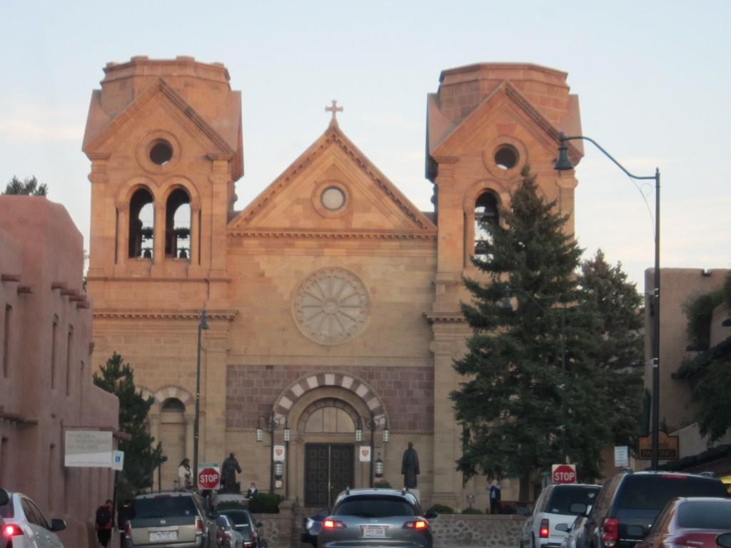 הכנסיה העתיקה בארצות הברית, סנטה פה, ניו מקסיקו