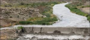 יוטה - שטפונות במדבר האדום