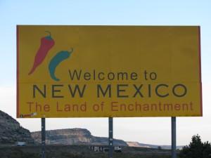 ברוכים הבאים לניו מקסיקו
