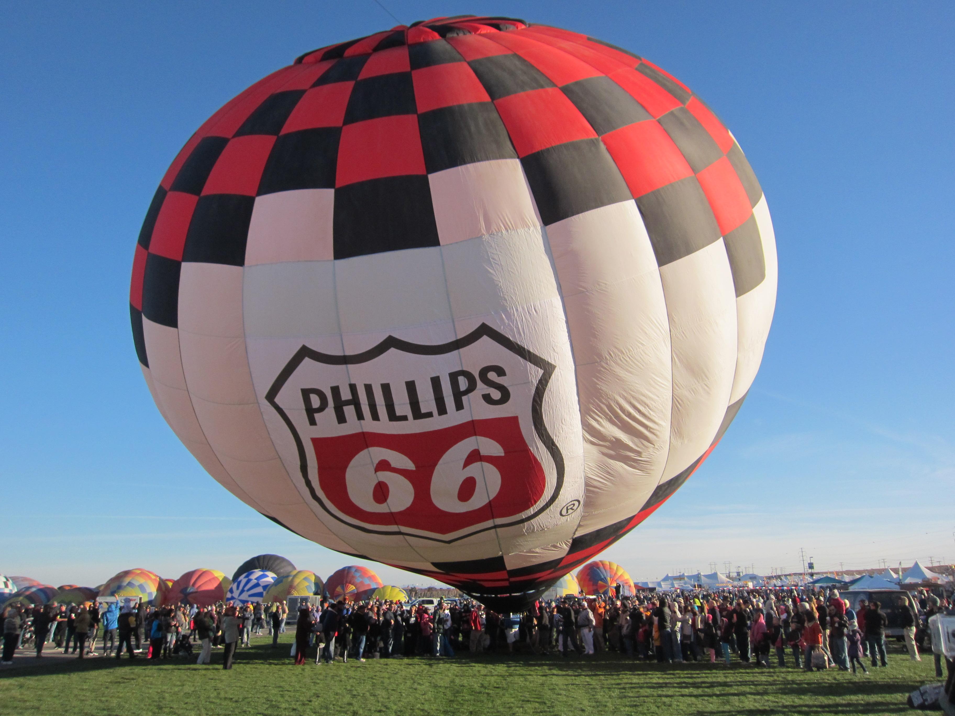פסטיבל כדורים פורחים באלבקורקי, ניו מקסיקו