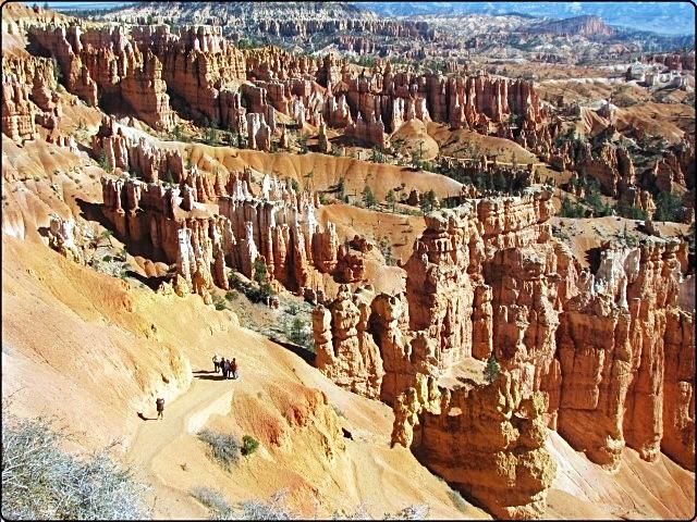 ברייס קניון – המבוך הגדול | Bryce Canyon - The Big Maze