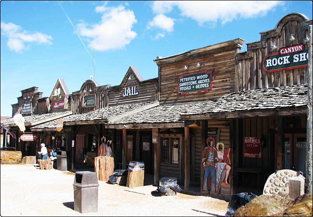 Old Bryce Town