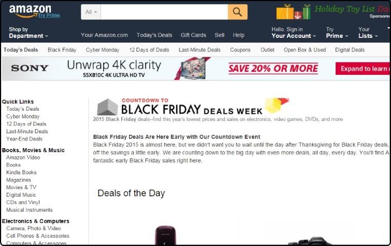 The Black Friday יום שישי השחור