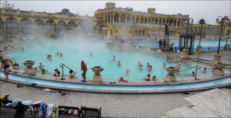 Bodapest - Széchényi Spa
