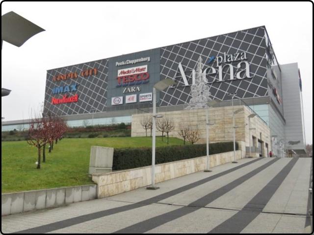 Budapest - Arena Plaza | בודפשט - קניון ארנה