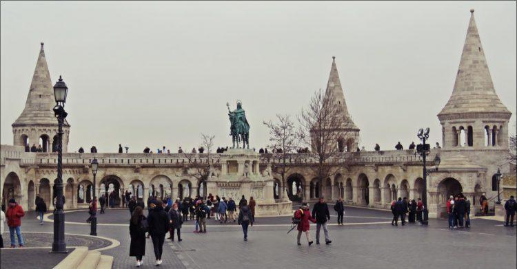 Budapest - Fisherman's Bastion | בודפשט - מצודת הדייגים