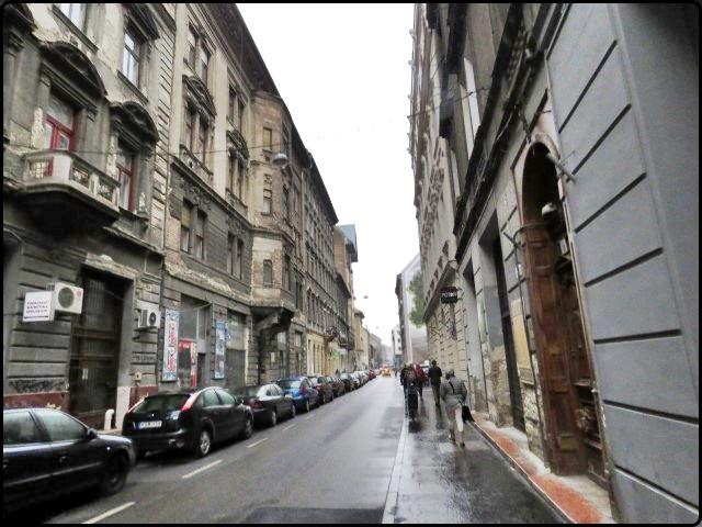 Budapest - Jewish Quarter | בודפשט - הרובע היהודי