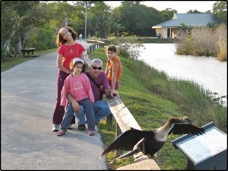 Everglades NP Florida   הפארק הלאומי אברגליידס