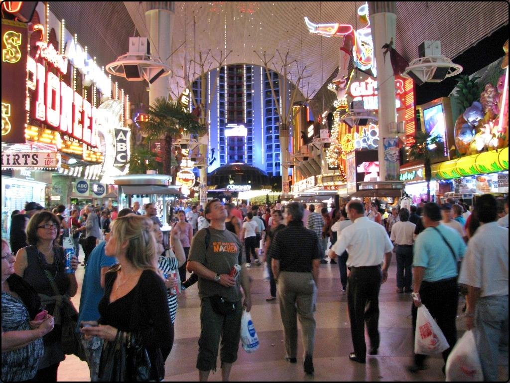 Fremont Street Las Vegas | רחוב פרימונט בלאס וגאס