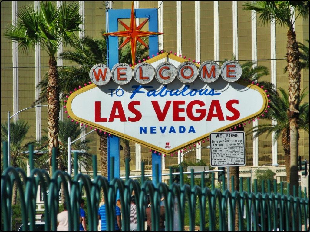 Welcome to Fabulous Las Vegas לאס וגאס
