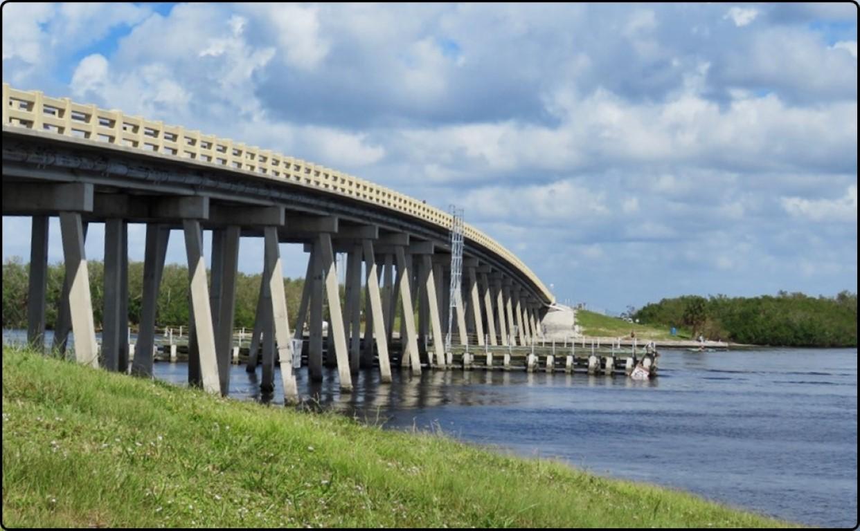 פלורידה - בין איים ובין גשרים