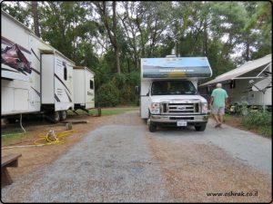 Tallahasee RV Park   לינה בטלהאסי