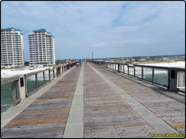 חוף נברה פלורידה | Navarre Beach FL