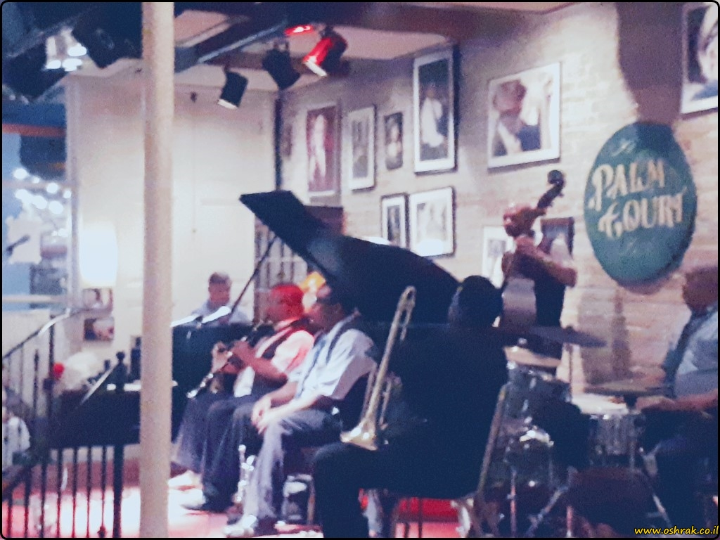 New Orleans - The palm Court Jazz Cafe