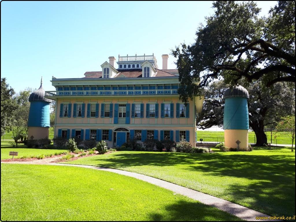 San Francisco Plantation Louisiana