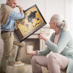 מפת גירוד העולם בעיצוב וינטאג', מתנה לאישה, מתנה לגבר, מתנות יפות, מתנה מקורית, מתנה למטיילים, מתנה לגיל 40, 50, 60 ,30