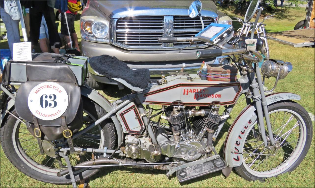 שוק פישפשים של אופנועים - אלבמה פסטיבל אופנועים