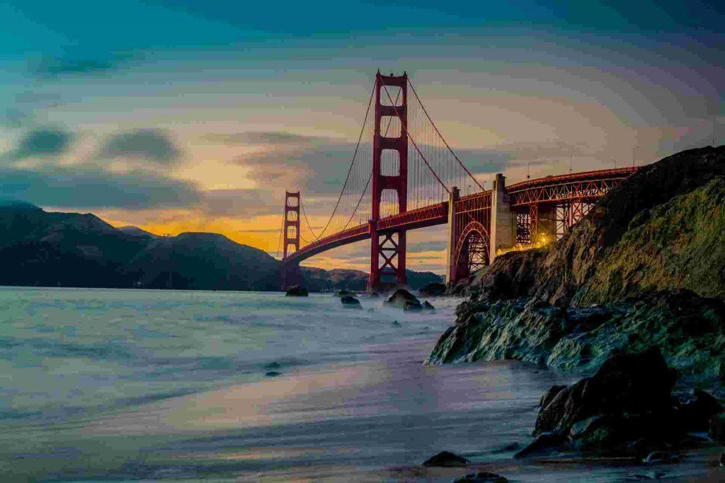 גשר הזהב בסן פרנסיסקו