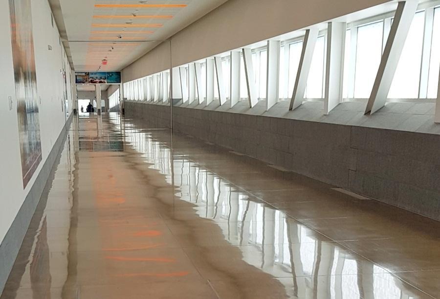 על המזוודות - איך מגיעים מסן דייגו לטיחואנה - גשר cbx