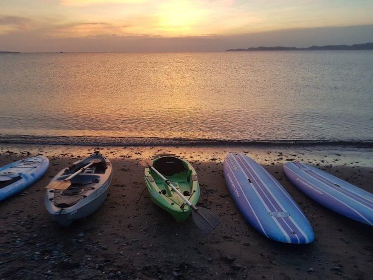 אושרה קמחי - חופים במקסיקו - סאפ בלורטו באחה קליפורניה Tierra Marina Tours