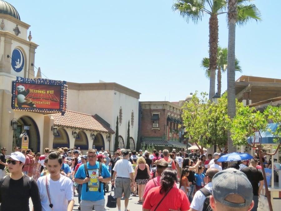 אושרה קמחי - לוס אנג'לס למשפחות - טיפים ליוניברסל סטודיוס הוליווד לוס אנג'לס