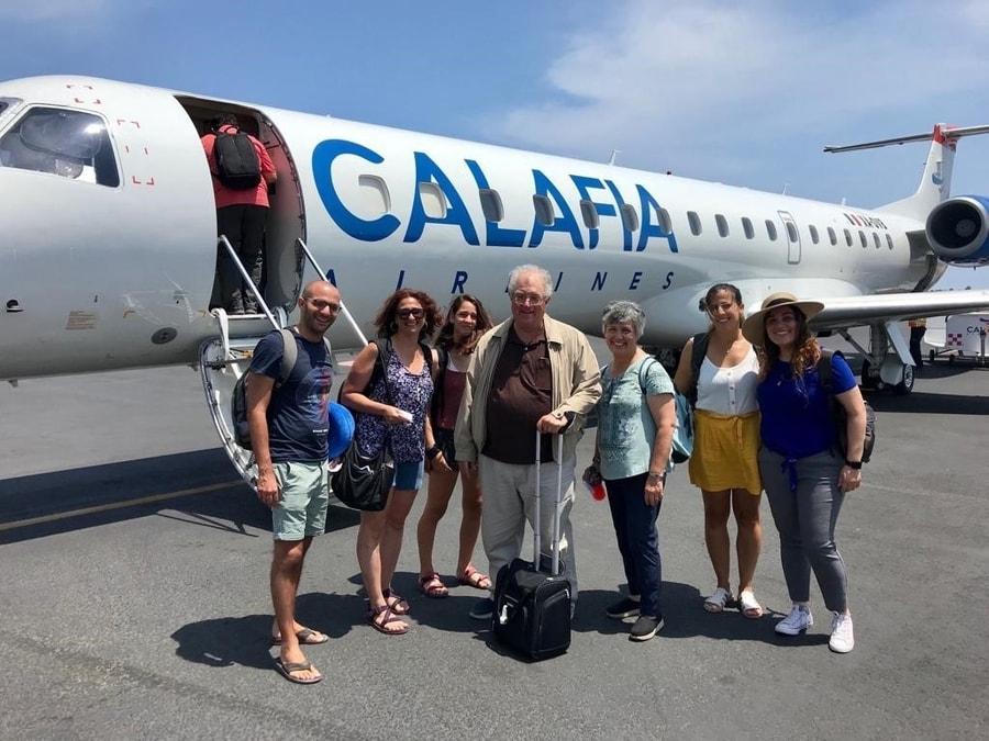 טיסה מלורטו Loreto BCS לטיחואנה מקסיקו