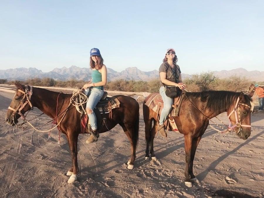 אושרה קמחי - מקסיקו עם ילדים - טיול סוסים בלורטו אושרה קמחי - מקסיקו עם ילדים - טיול סוסים בלורטו