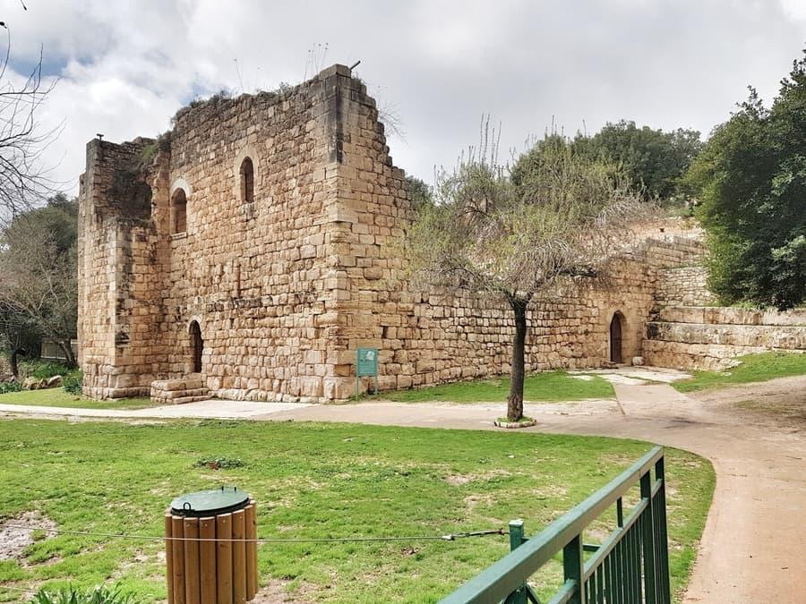 על המזוודות - מסלולים בהרי ירושלים - פארק עין חמד