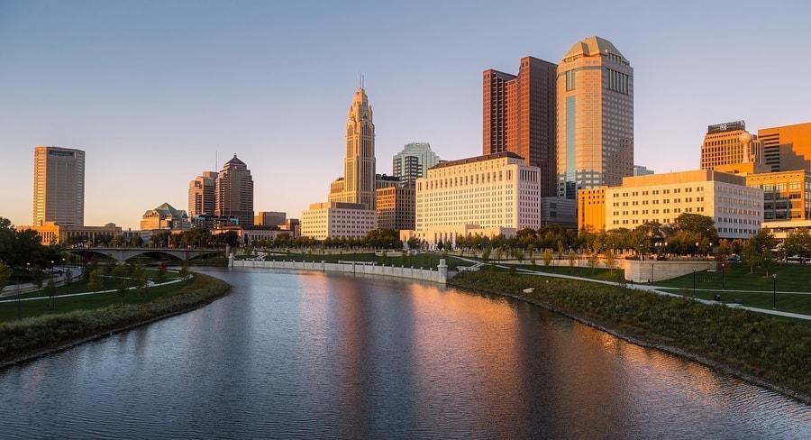 אטרקציה למשפחה. קולומבוס אוהיו. צילום - David Mark